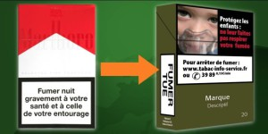 paquet neutre cigarette