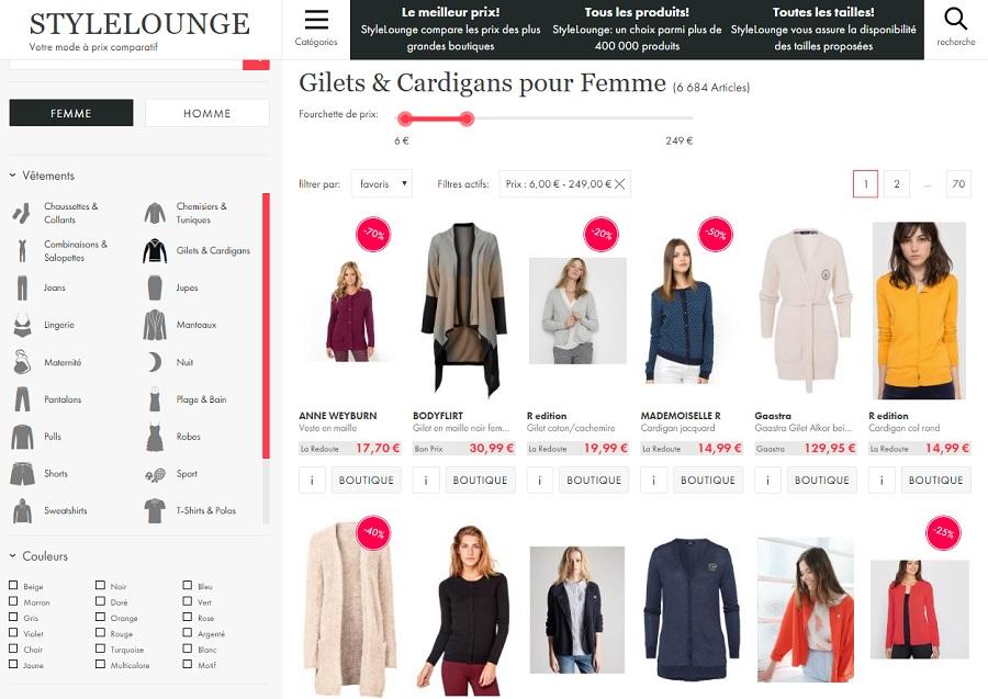 Shopping Les Bonnes Affaires Toneo First